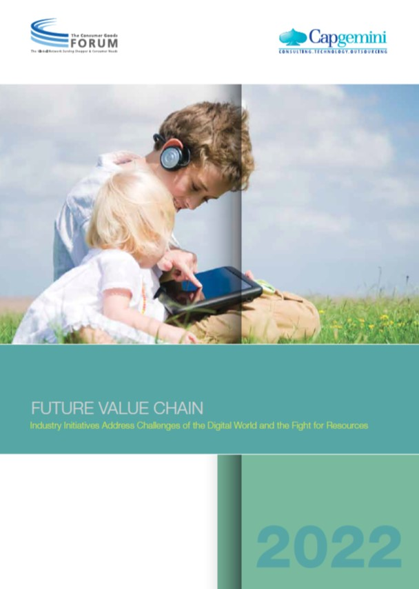 2022 Future value chain - Industry iniatives address challenges