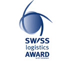 Logo des Swiss Logistics Award