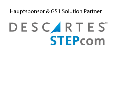 Logo StepCom Services + Descartes
