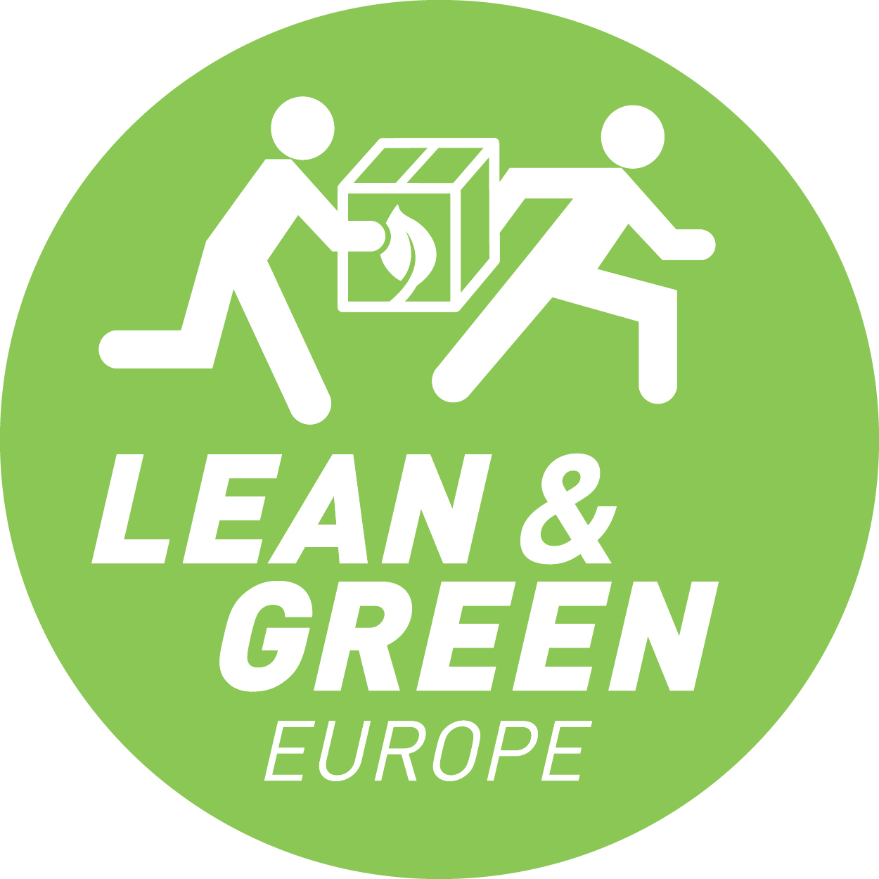 Logo der Initiative Lean & Green
